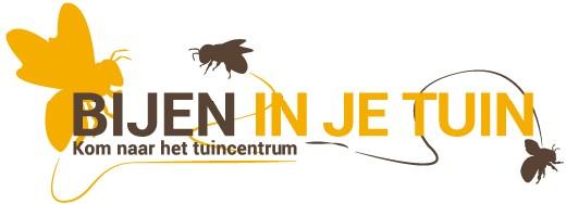 Logo Bijen in je tuin